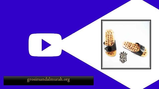 Peluang Bisnis Grosir Sandal || Sandal Kokop Refleksi Rematik