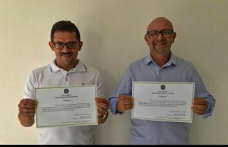 Marcelo do Sindicato é diplomado prefeito de Pilõezinhos e garante honrar seu mandato com respeito ao povo
