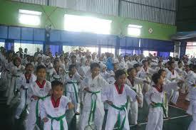 Sewa GSG Taekwondo (2 Lapangan)