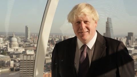 """Johnson: """"Ha megnyerjük a választást, december közepére meglesz a Brexit-megállapodás"""""""