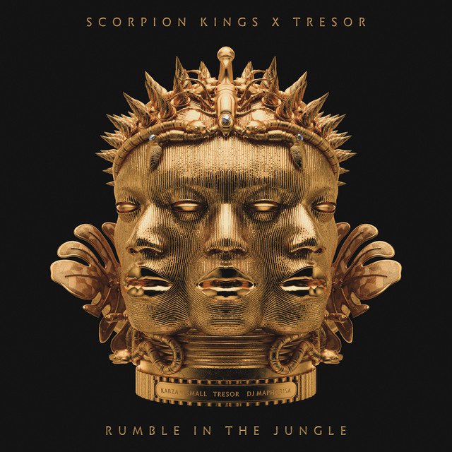 Scorpion Kings x TRESOR - Rumble In The Jungle (Álbum) [Exclusivo 2021] (Download MP3)