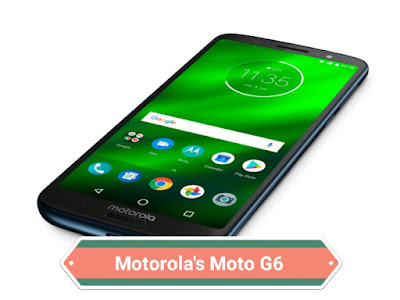Motorola's Moto G6 and Moto G6 Play