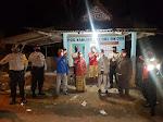 Ciptakan Situasi Kamtibmas Kondusif Jelang Pilkada, Kapolsek Tanjungpinang Timur Patroli Poskamling Bersama Bhabinkamtibmas