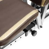 Adjustable sliding track for bench on Marcy Diamond Elite Smith Cage