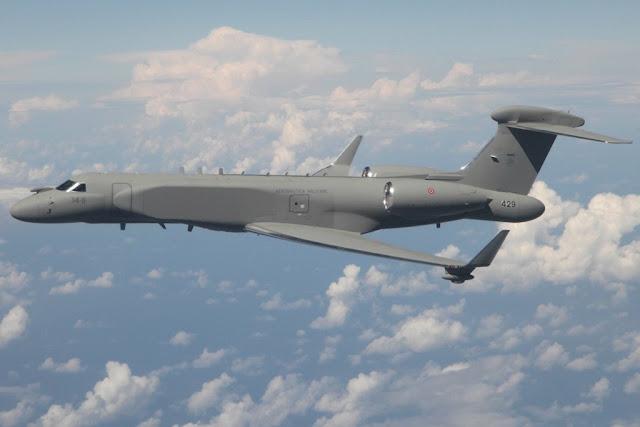 Aeronautica Militare Italian Air Force CAEW