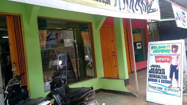 alamat distributor celana jeans murah di bekasi