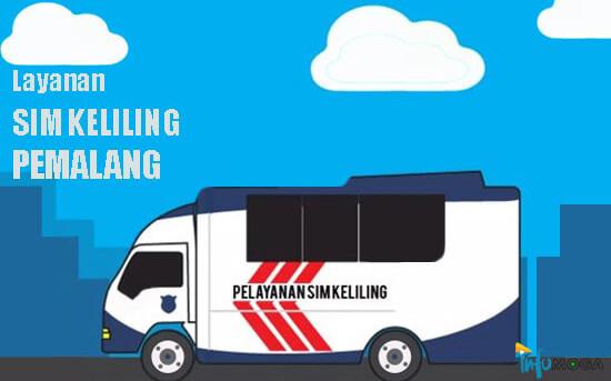 Jadwal Layanan SIM & Samsat Keliling Pemalang, Minggu 23 Agustus 2020