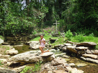Mata Air Desa Nggalak Kecamatan Reok Barat Kabupaten Manggarai Provinsi NTT