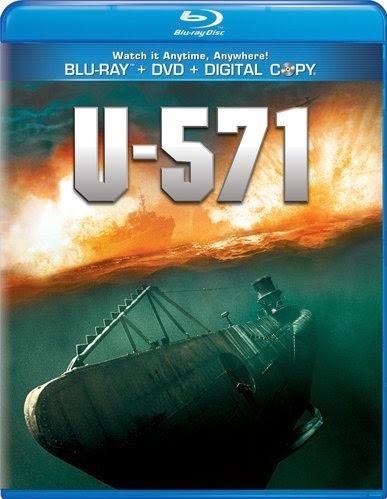 U-571 2000 Dual Audio [Hindi -Eng] 720p BRRip 850mb