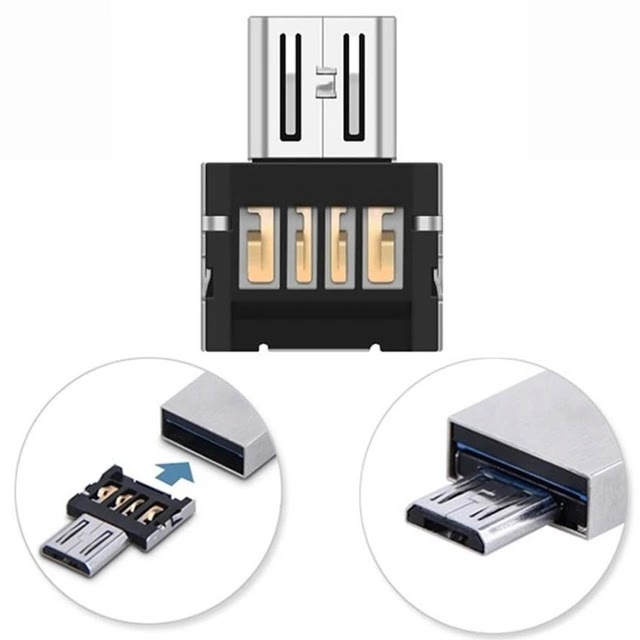 (Loot Deal) AliExpress- USB Cable OTG Converter Adapter In Just Rs.10 only