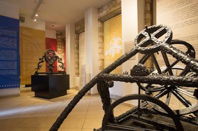 «Αρχαία κινεζική επιστήμη και τεχνολογία» στο Μουσείο Ηρακλειδών