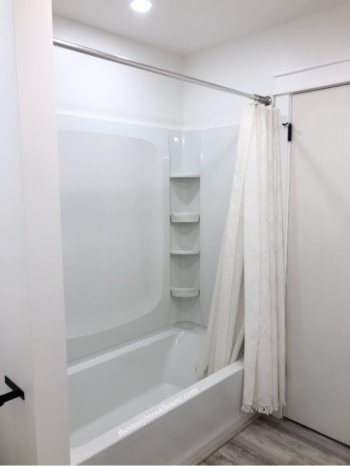 Home Depot Sterling Store + Tub and Shower Combo