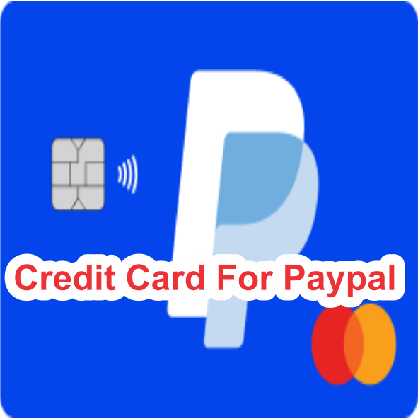 Credit Card For Paypal