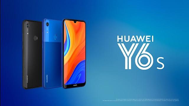 ثمن الهاتف هواوي Y6s في المغرب مراجعة زائد المعلومات والخصائص التقنة للهاتف المراجعة الكاملة لهاتف هواوي HUAWEI Y6s