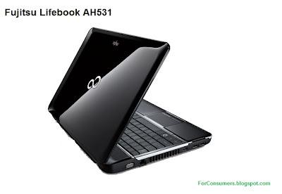 Fujitsu Lifebook AH531 laptop review