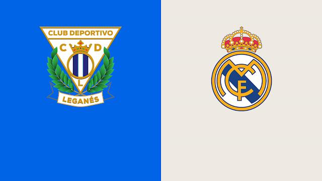 ريال مدريد بعد تتويجه بلقب الليجا رسميا يحل ضيفا على ليجانيس في آخر مباريات الدوري الإسباني قبل موقعة السيتي في دوري الأبطال