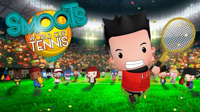 Smoots World Cup Tennis v1.0 NSP XCI For Nintendo Switch
