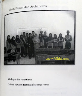 mengajak siswa menulis buku fisika