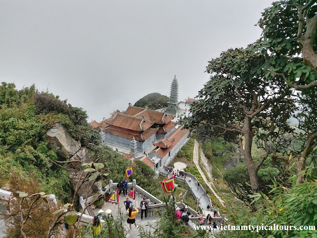 Conquer Fansipan tour ranked in the top 5 amazing adventures for your Southeast Asia bucket list
