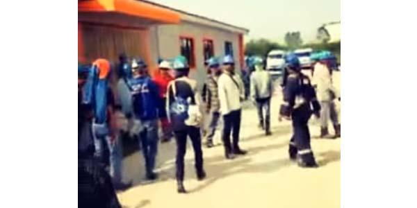 Video Bentrok TKA Cina dan Lokal Gegerkan Netizen