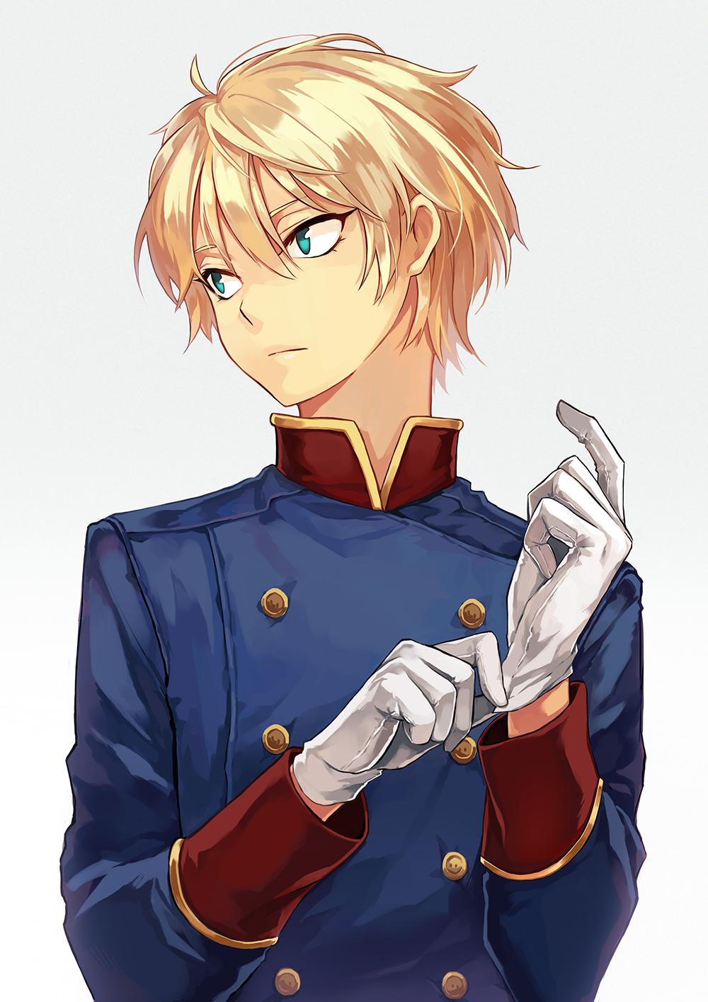 Anime Action Terbaik Aldonoah Zero Slaine Troyard