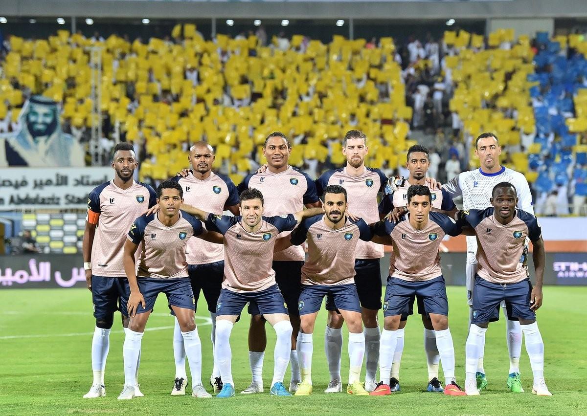 نتيجة مباراة التعاون والعدالة بتاريخ 13-09-2019 الدوري السعودي