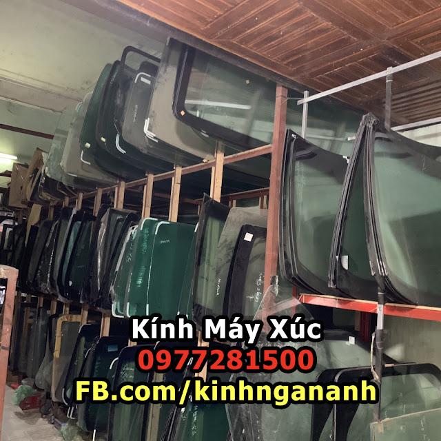 Cửa Hàng Kính Máy Xúc, Kính Máy Xúc Ngân Anh Tại Thái Nguyên