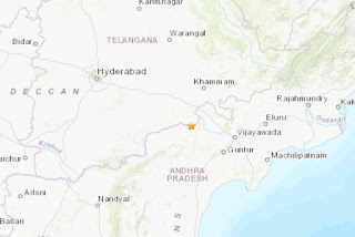 Jaggayyapeta_Hyderabad_Earthquake_2020