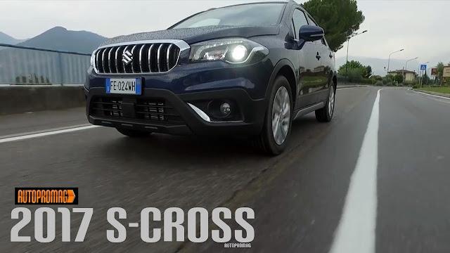 2017 Maruti S-Cross Facelift .