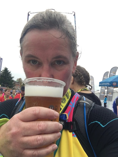 Manchester half marathon
