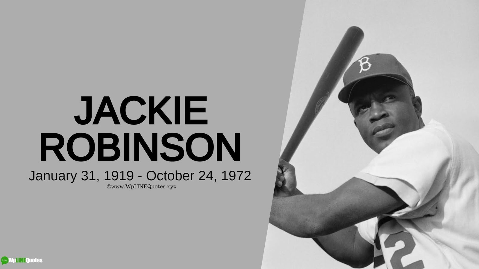 31+ (Best) Quotes By Jackie Robinson Full Of Motivation & Inspiration