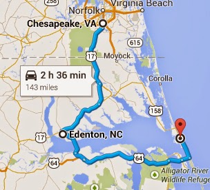How to Avoid the Traffic on Your Drive to the Outer Banks Updated