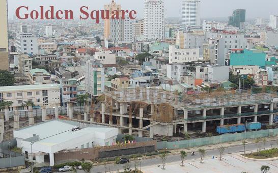 Tiến độ thực tế dự án Golden Square Đà Nẵng