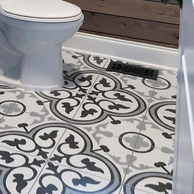 Mora Classic 12 x 12 Ceramic Field Tile