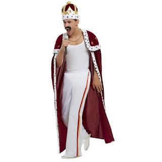 Disfraz Queen Deluxe Adulto