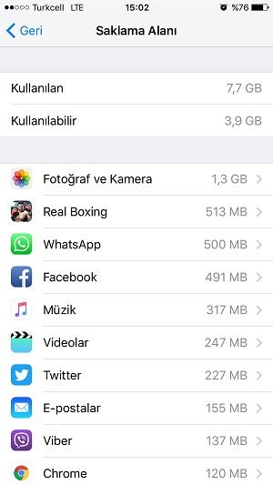 iPhone-saklama-alanı