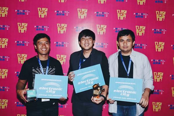 pemenang Outstanding Web Series  popcon award