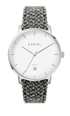 Kartel Harris Tweed Watch Treat Yer Maw // A Scottish Mothers Day Gift Guide & Giveaway