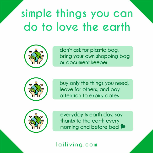 love the earth lailiving