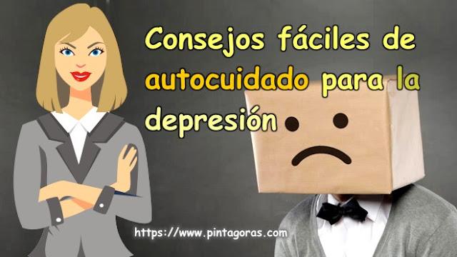 Consejos fáciles de autocuidado para la depresión