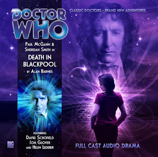 Big Finish Doctor Who Death in Blackpool