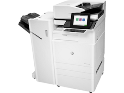 Image HP LaserJet MFP E8255 Printer Driver