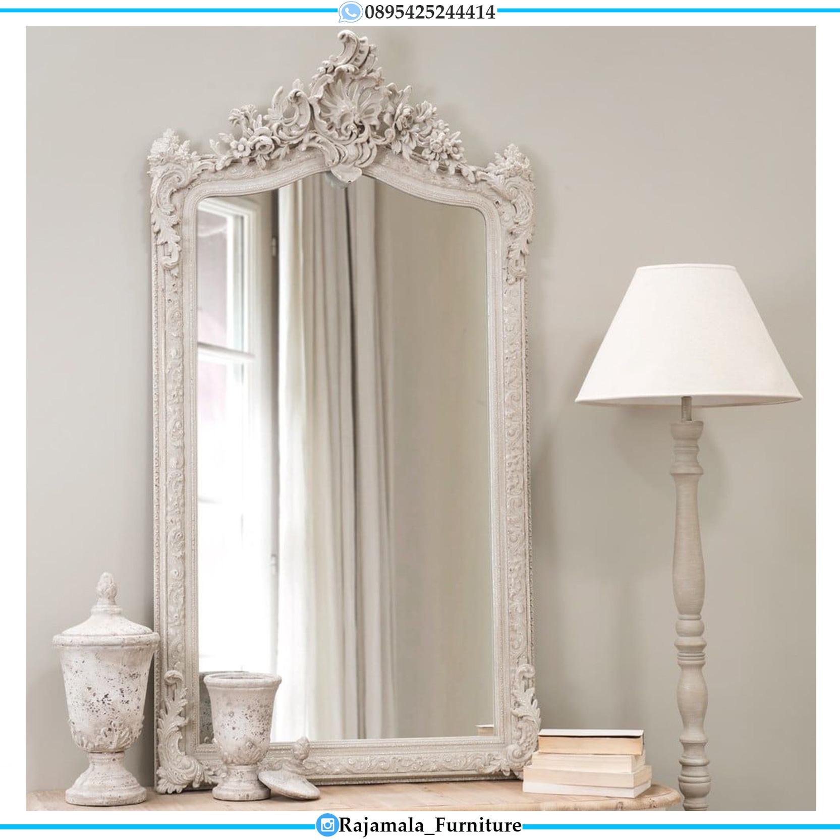 Kaca Hias Mewah Ukir Jepara Living Room Inspiring Design Interior RM-0120