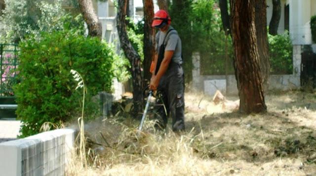 Για προληπτικά μέτρα πυροπροστασίας και καθαρισμό οικοπέδων εντός οικισμών ενημερώνει ο Δήμος Ερμιονίδας