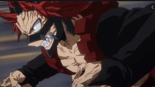 My Hero Academia Star Teases Epic Season 4 Scene for Kirishima