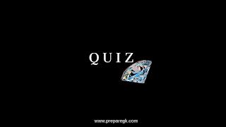 Current Affairs Quiz-3