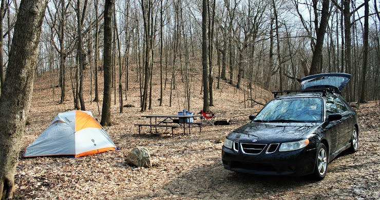 13 Best Places to Go Camping Near Milwaukee