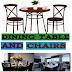 Dining  table and chair set in hindi , डाइनिंग टेबल ओर चेयर सेट