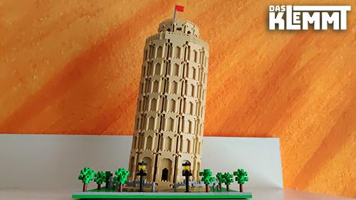 LEZI LZ8043 - Schiefer Turm von Pisa