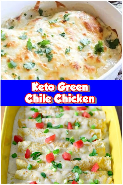 #Low #Carb #Keto #Green #Chile #Chicken